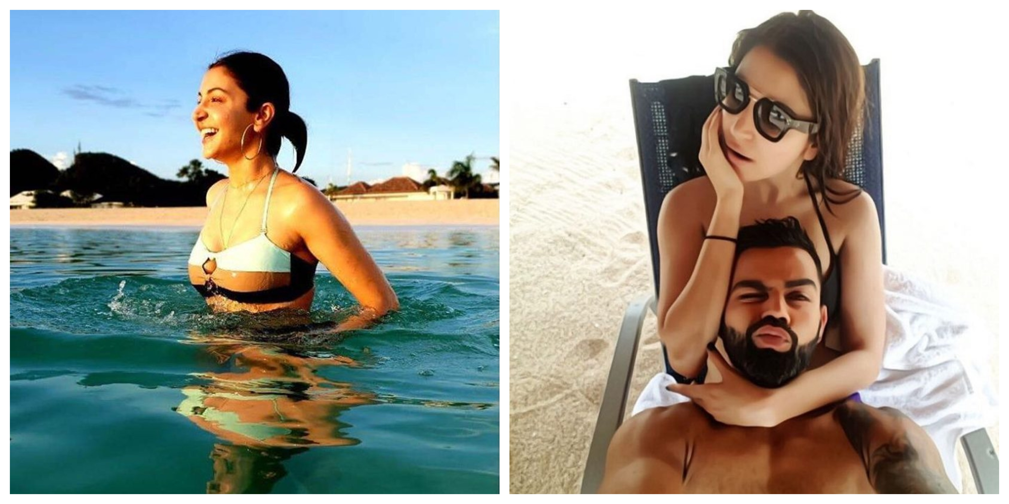 anushka and virat sea