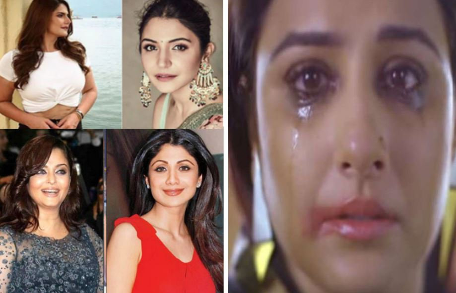 These Bollywood actresses have become victims of dirty thinking of people, but other women….