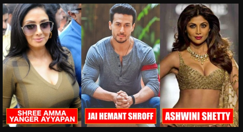 Bollywood Stars Who Changed Their Names To Become Popular