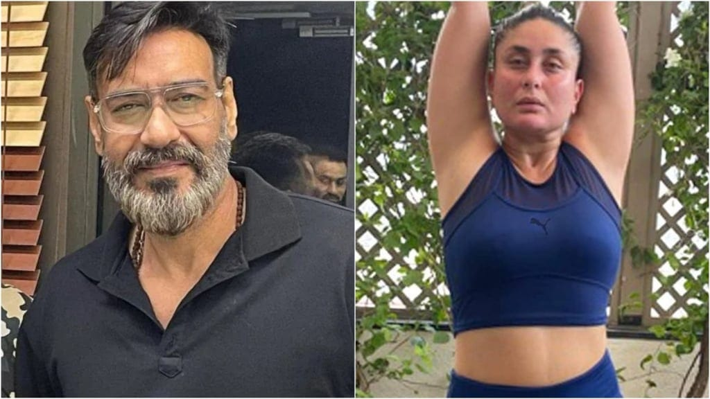 Fans were surprised to see the changed appearance of these Bollywood superstars, Ajay Devgn's picture went viral on seeing